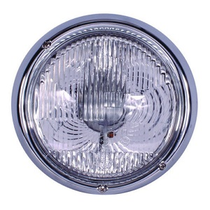 Headlamp Complete Beetle and Bay Window Camper 68-73 Left Hand Drive