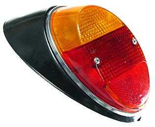 Rear Lamp Unit Complete Beetle 62-67
