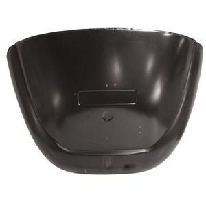 Beetle Rear Deck Lid Smooth Plain 1967-1979
