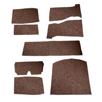 Full Underlay Sound Proofing Felt Kit Beetle All Years And Models