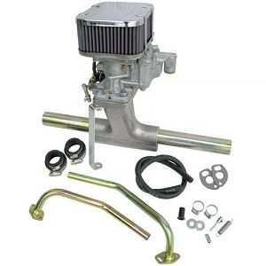 EMPI progressive carburetor Kit 32/36 Weber Style 1300-1600CC