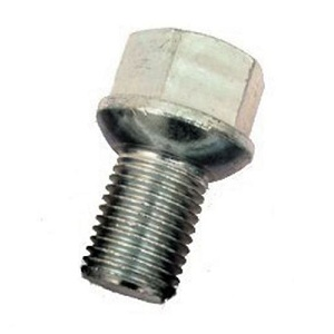 Wheel Bolt Stud Beetle 1968-1979 Silver