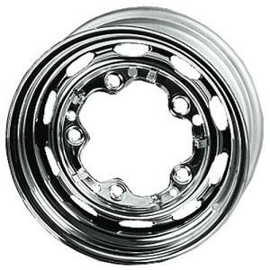 Chrome Stock Standard Style Wheel Beetle 5x205