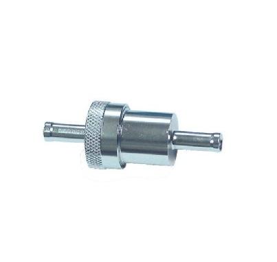 Fuel Filter Billet Aluminium Inline