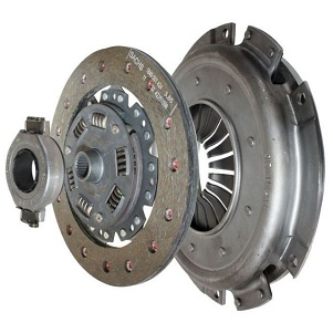 Clutch Kit Complete 215mm 1600cc 1976-
