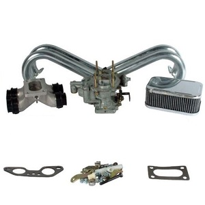 1700cc-2000cc Bay And Type25 Camper Weber/Empi 23/36 Single Progressive Carb Conversion