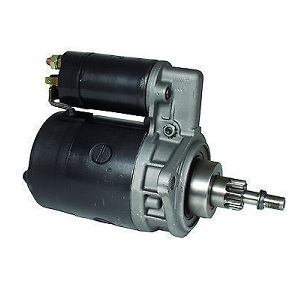 Starter Motor T2 and T25 08/1975-1981 Manual Gearbox Only