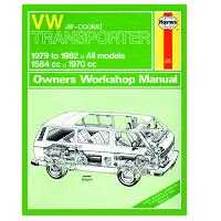 Haynes Workshop Manual Type 25 79-82