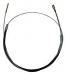 Handbrake Cable Beetle 1958-1964