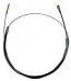 Handbrake Cable Beetle 8/67-8/72
