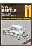 Haynes Workshop Manual Beetle 1200cc