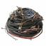 Beetle Complete Wiring Loom 1962-1965 With Floor Dip Beam