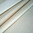 VW Beetle Headlining Off White Perforated 1968-07/1971