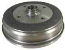 Brake Drum Front 1303 Beetle 1970-1979