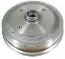 Brake Drum Front Beetle 1968-1979 4 Stud