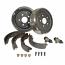 Rear Brake Drum Overhall Rebuild Kit Camper 1973-1979