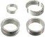 Crankshaft Main Bearings 1300cc To 1600cc -1979 +0.25mm