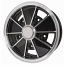 Beetle and Camper BRM Style Alloy Wheel Wide 5 Stud 5x205mm