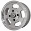 Beetle Slot Mag Alloy Wheel 4 Stud 4x130mm