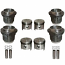 Complete Barrel And Piston Kit 1776cc Mahle