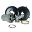 Alternator Conversion kit 55Amp Inc Belt & Pulley