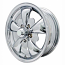 Bay Camper and Type 25 Empi 5 Spoke Style Alloy Wheel Small 5 Stud 5x112mm