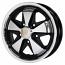 "Bay Window Camper Type 25 Fooks Porsche Style Alloy Wheel Small 5 Stud 5x112mm 15"""