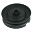 Best Quality Black Spin True Alternator Pulley