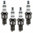 Bosch Spark Plugs WR8CC 1700-2000cc Type 4 Engine Set Of 4