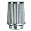 Chrome Cal Look Air Filter Pod Style 52mm