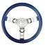 Coloured Metalflake Custom Steering Wheel You Choose Colour
