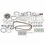 Engine Gasket Set Complete 2000cc 1979-1982