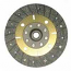 Kush Lock Clutch Plate 200mm Street/Strip Use