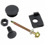 Type 25 Camper Bumper End Cap Fitting Kit