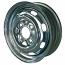 Chrome Stock Standard Style Wheel Beetle 4x130