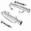Dual Mega Cannons Baja and Buggy Sports Exhaust System