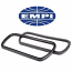 Empi Rocker Cover Gaskets Pair For Use With Cast Aluminium Rocker Covers Only