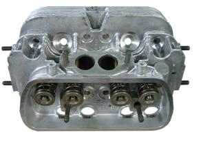 Complete Twin Port Head 1600cc