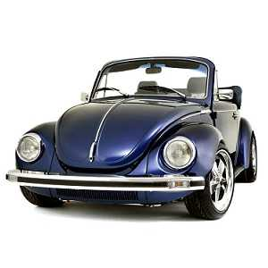 Beetle 1303 And Cabriolet Car Cover Tailor Made