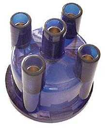 Blue See Through Distributor Cap