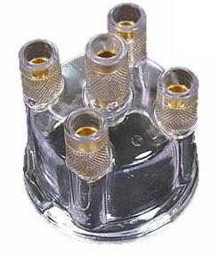 Clear See Through Distributor Cap
