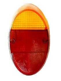 Rear Lamp Lens Beetle 62-67