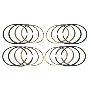 Complete Piston Ring Set 1.2 77mm Upto 07/1972 Inc 30hp