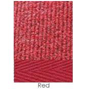 Carpet Kit Beetle Left Hand Drive 1956-1964 Complete Set Red