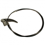 Bonnet Release Cable With Handle Beetle 1968 Onwards