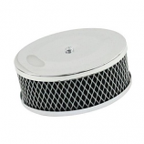 Chrome Cal Look Air Filter