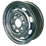 Chrome Stock Standard Style Wheel Beetle 4x130