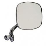 Chrome Door Mirror Bay Window Camper 68-79 Right Hand
