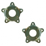 Wheel hub Adaptor 5x205mm to 4x130mm 25mm Thick For Beetle Only