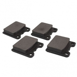 Fast Road Brake Pads Beetle 2 Pin Pads